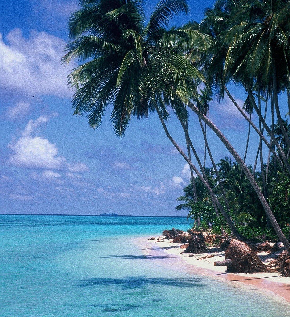 Malaysia Beaches: Mabul Island, Sabah Borneo